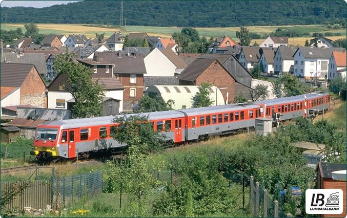 VT 628 der Frankfurt-Königsteiner-Eisenbahn